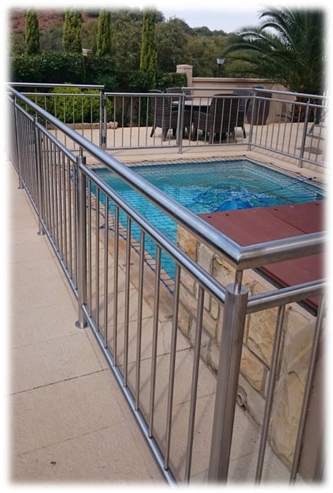 Swimming Pool Balustrades Arstel Stainless Studio